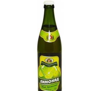 Напій Лимонад, Черкаські Лимонади, 0,5 л