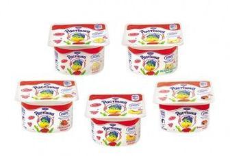 Йогурт Растишка Данон 2% 115г