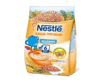 Каша гречана Nestle молочна, 180 г