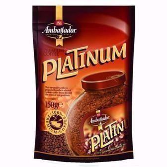 Кава розчинна Ambassador Platinum 60г