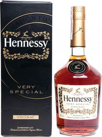 Коньяк Hennessy VS 0.35л