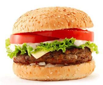 Бургер класичний 230г
