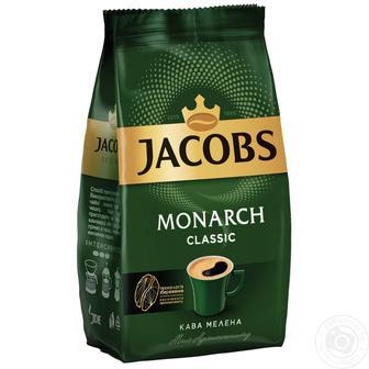 КАВА мелена Monarch, 70 г Jacobs