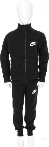 Спортивний костюм Nike G NSW TRK SUIT FT AW1718 р. L чорний із білим 860069 78b17ed2d8e55