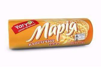 Печиво Марія Yarych, 160 г