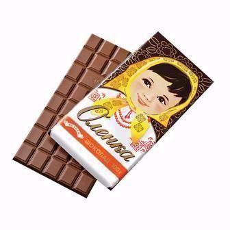Шоколад Roshen Оленка 90г