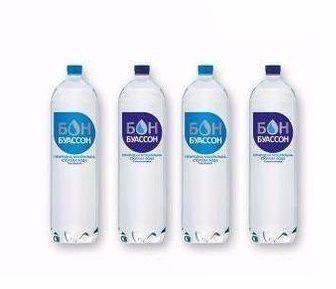Вода минеральная Бон Буассон 1,5л