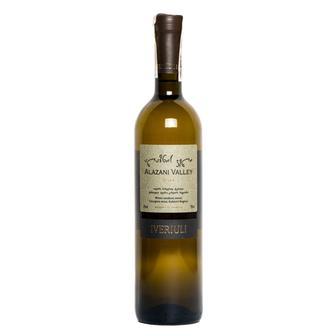 Вино Iveriuli Alazani Valley белое Грузія 0.75л