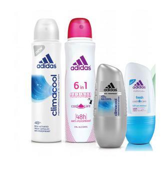 Дезодорант-антиперспірант для жінок і чоловіків Adidas