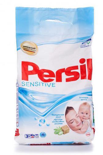 Стиральный порошок Persil автомат Сенситив, 3000г