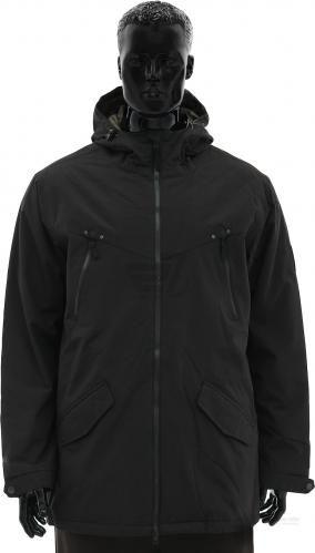 Куртка-парка McKinley Men Functional Jacket Ganda 251673-50 M чорний