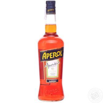 Аперитив 11% Aperol, 1 л