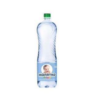 Вода дитяча Малятко 1,5 л