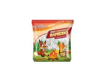 Зефір жувальний Барбекю з ароматом ванілі Своя лінія 250 г