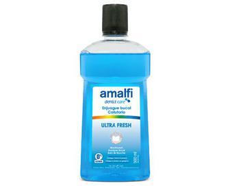 Ополіскувач для рота Amalfi Ultra Fresh, 500мл