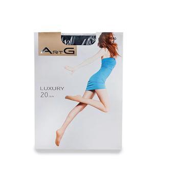 Колготки жіночі ArtG Luxury Nero 20 den