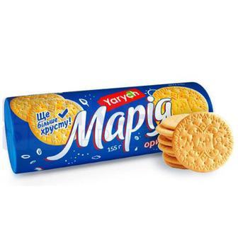 Печиво Яричів Марія з молоком, оригінальне 155г