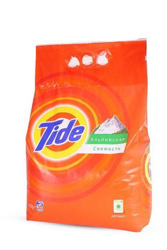 Стиральный порошок TIDE автомат Альпийская свежесть, 4,5кг