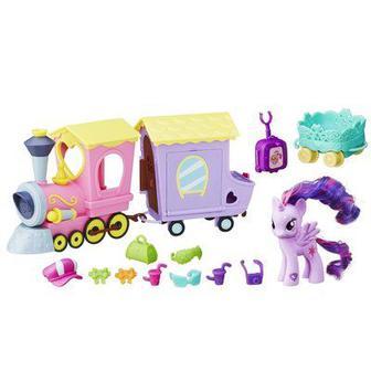 Ігровий набір Explore Equestria Поїзд дружби Hasbro My Little Pony (В5363)