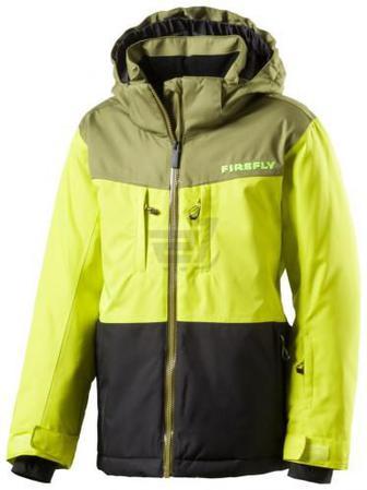 Куртка Firefly Cali jrs 280521-902839 116 лимонний