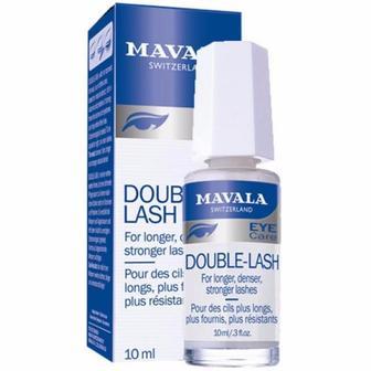 Гель Mavala Double-Lash Двойные ресницы для ресниц питательный 10 мл