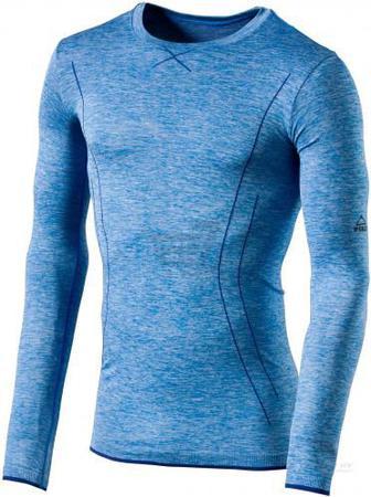 Термофутболка McKinley Oliver ux 267312-902911 S блакитний меланж