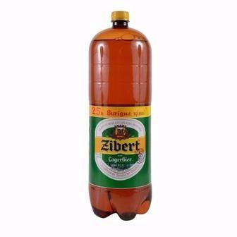Пиво світле, Зіберт, 2,5 л