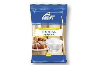 Пудра цукрова Розумний вибір - 200 г