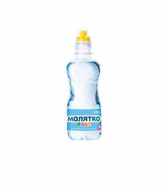 Вода питна Малятко 0,33 л