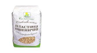 Пластівці пшеничні ніжні, ТЕРРА, 500г