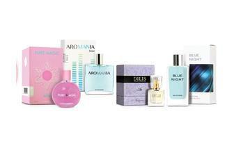 Dilis Pure Magic, Aromania, Trend, Classic Collection Парфуми жіночі, жіночі парфумована та чоловіча або жіноча туалетна вода