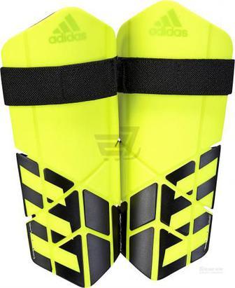 Щитки футбольні Adidas CW9719 X LITE р. XL салатовий
