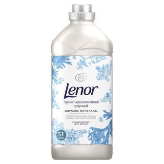 Кондиционер для белья LENOR Морские минералы, 1,785л