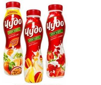 Йогурт 2,5%, Чудо, 540 г
