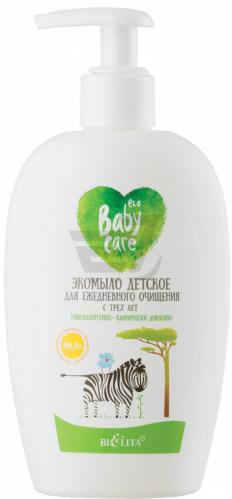 Дитяче мило Baby Care ЕКОМило 3+ 260 мл