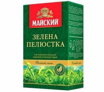 Чай Зелена пелюстка Майский 85 г